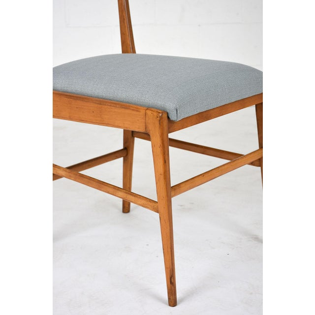 Set of 6 Mid-Century Modern Dining Chairs - Image 8 of 9