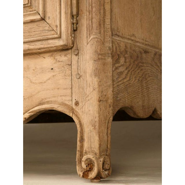 18th C. Antique French Oak Normandy Buffet For Sale In Chicago - Image 6 of 10
