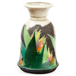 Studio Art Pottery Vase For Sale