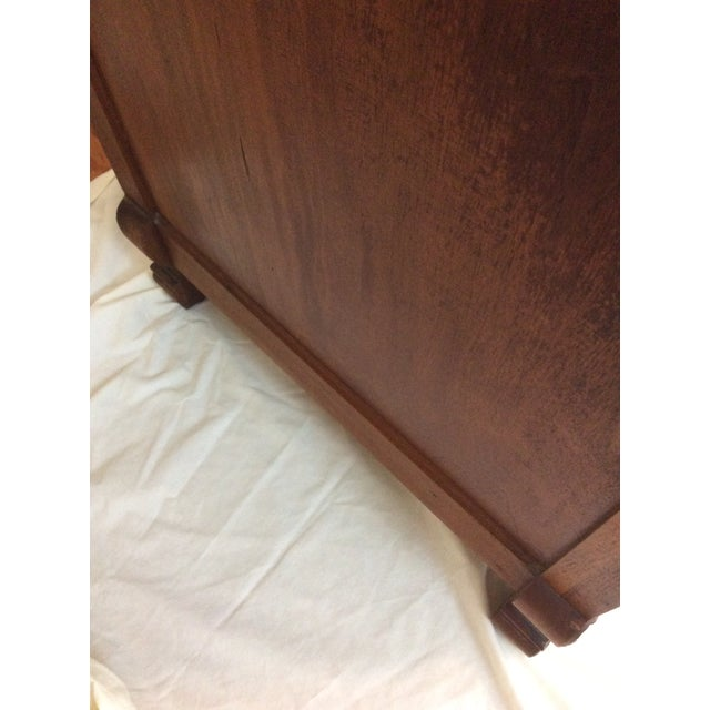 Antique Marble Top Chest For Sale - Image 11 of 13