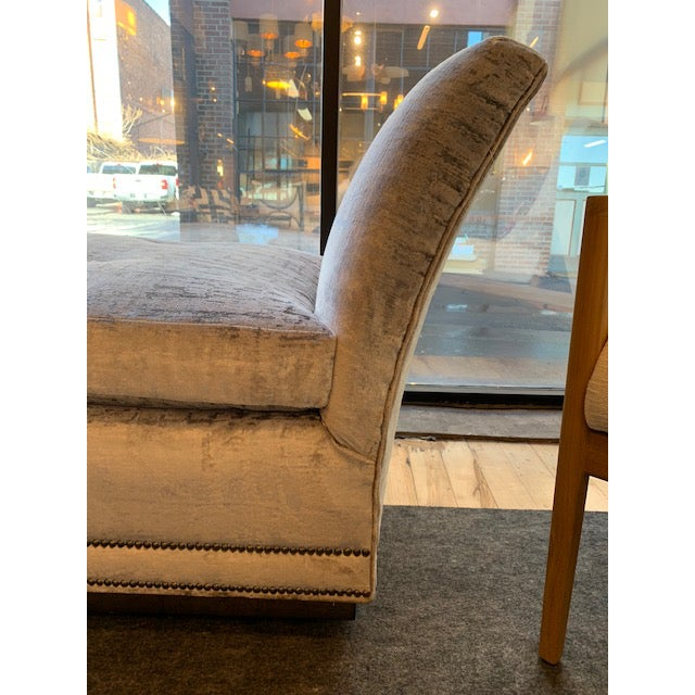 Modern Millington Vanguard Furniture Chaise For Sale In Saint Louis - Image 6 of 7