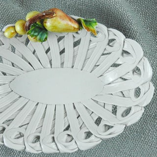 1980s Italian Pottery Basket Preview