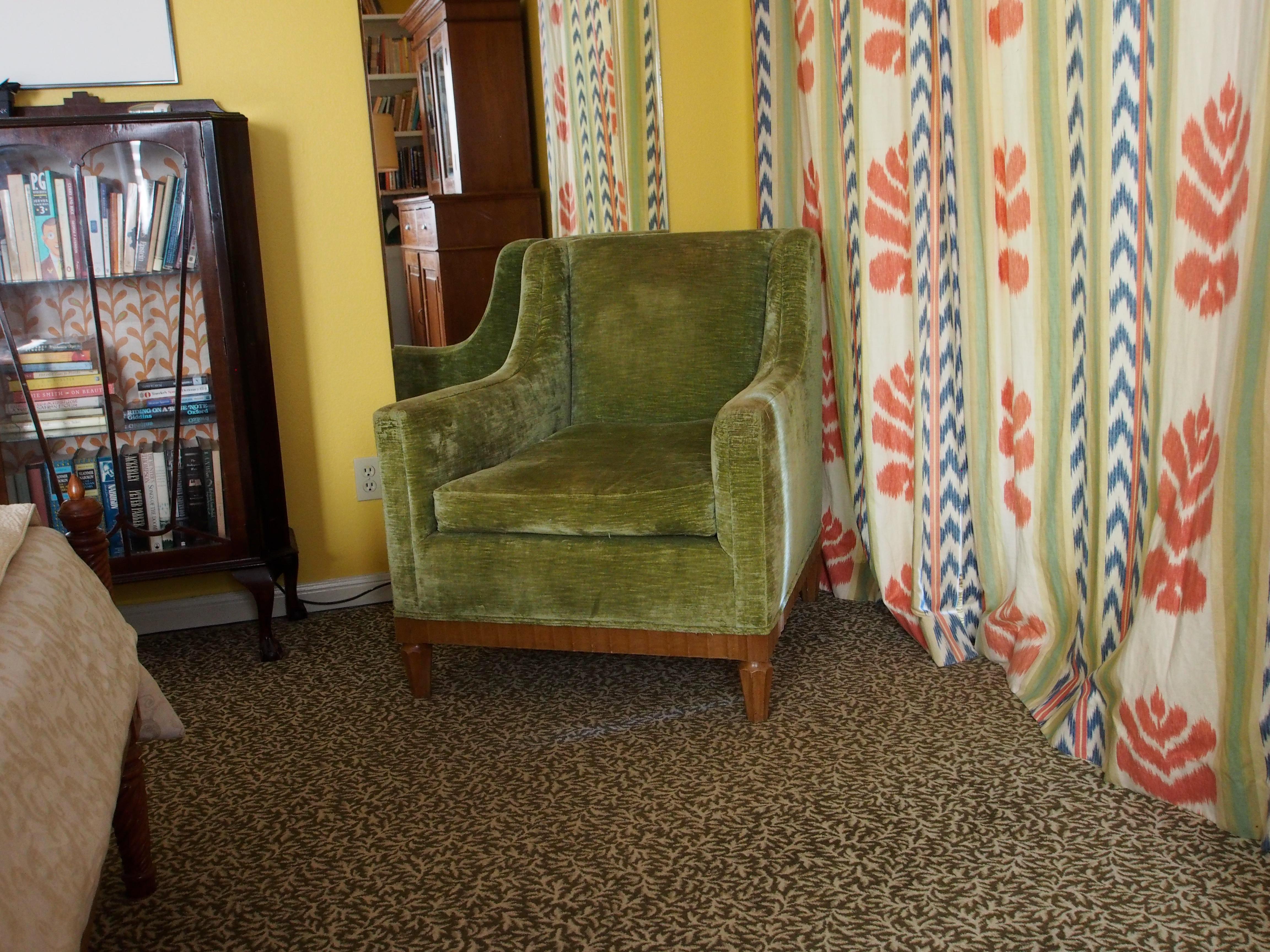 custom club chairs. Ironies Custom Club Chair - Image 2 Of 5 Chairs Z