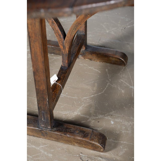 Antique 19th Century French Country Dining Table - Image 10 of 10