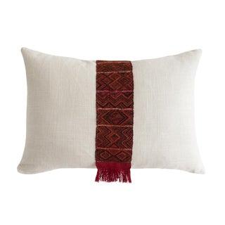 Vintage Guatemalan Pillow For Sale