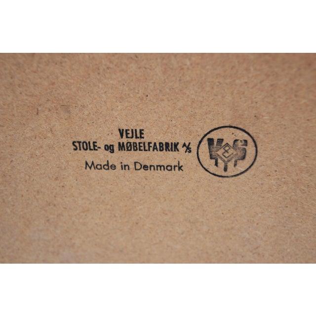 Henning Kjaernulf for Vejle Stole Danish Modern Teak Extension Dining Table - Image 10 of 10