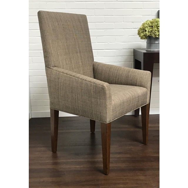 Modern RJones Charleston Arm Chair For Sale - Image 3 of 9