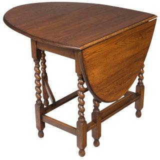 Vintage Amp Used Wood Drop Leaf And Pembroke Tables Chairish