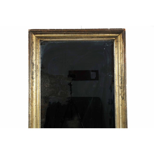 19th century Antique Regency Giltwood Wall Mirror - Image 2 of 10