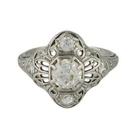 Image of Edwardian Rings