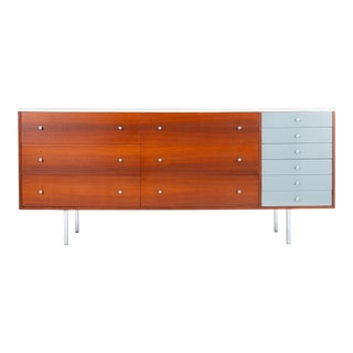 Gerald McCabe Twelve-Drawer Dresser With Laminate Top For Sale