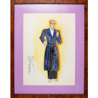 """""""Gentleman in a Dressing Gown"""" For Sale"""