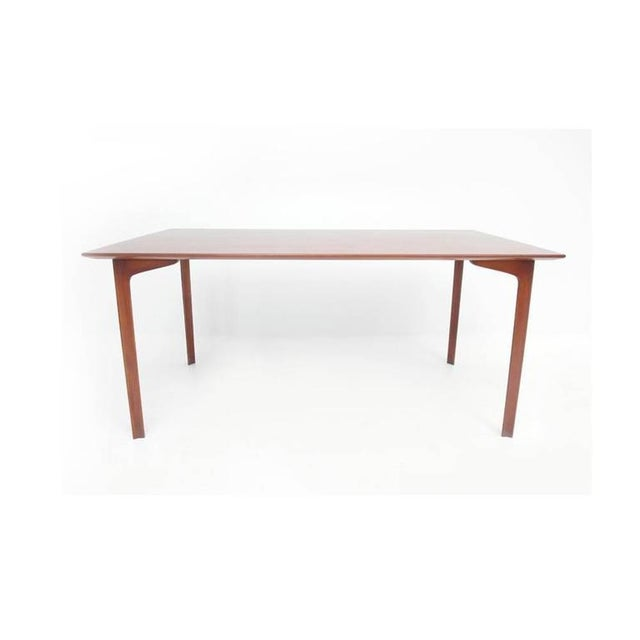 Arne Jacobsen Grand Prix Dining Table - Image 2 of 9