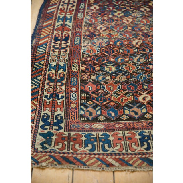 """Antique Caucasian Rug - 3'2"""" X 5'5"""" For Sale In New York - Image 6 of 9"""