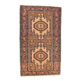 Antique Shirvan Caucasian Rug For Sale