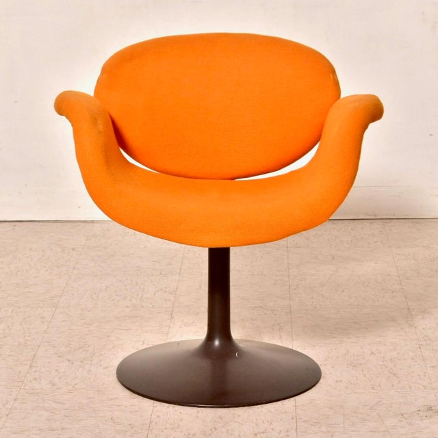 Textile Vintage Artifort Tulip Chair by Pierre Paulin For Sale - Image 7 of 7