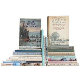 The Call of New England: Vintage New England Books, S/20