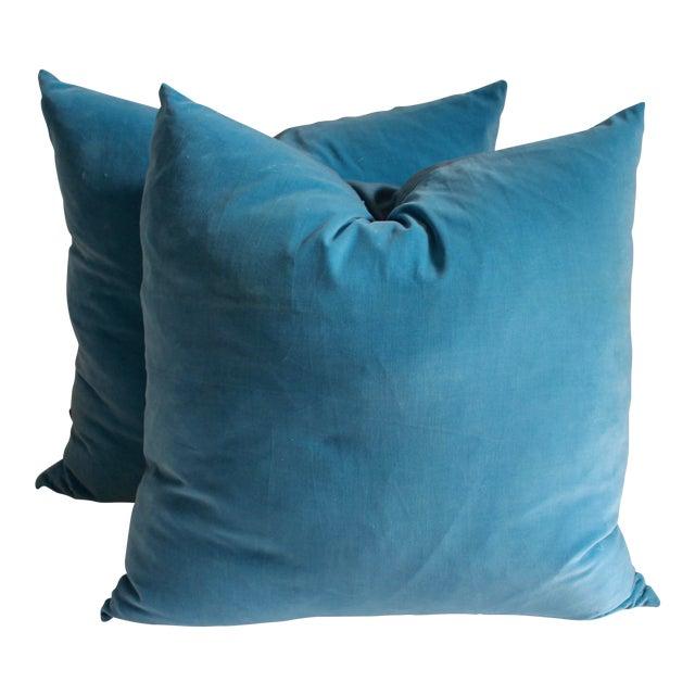 Velvet Pillows For Sale