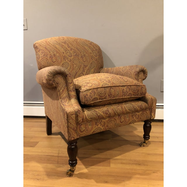 Traditional George Smith Dahl Chair For Sale - Image 3 of 3