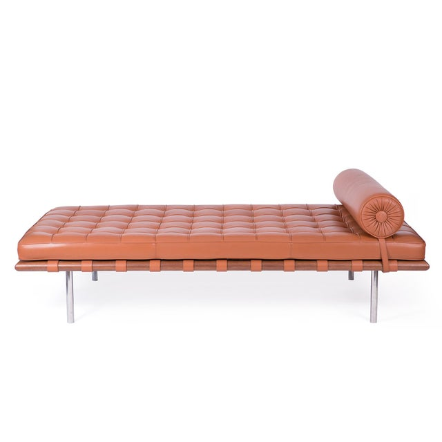 1980s Mies Van Der Rohe Knoll Barcelona Daybed For Sale In Phoenix - Image 6 of 6
