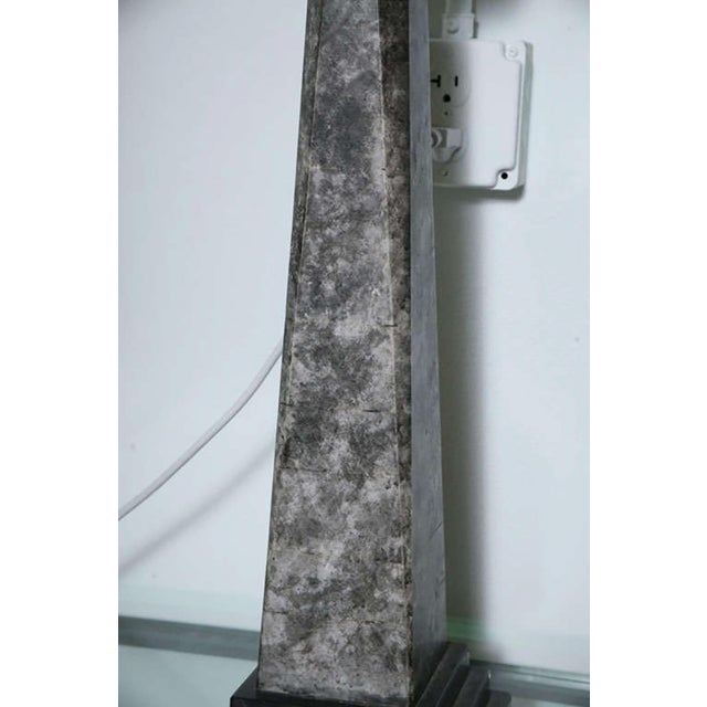 Pair of Stone and Ceramic Architectural Elements For Sale In Miami - Image 6 of 9