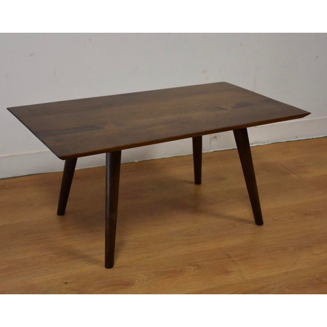 A mid-century modern altered coffee table originally designed by Paul McCobb Planner Group. This piece would be a great...