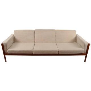 Large Westnofa Box Sofa For Sale