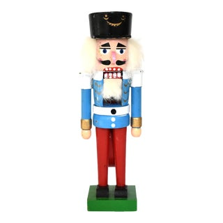Vintage Christmas Nutcracker Soldier For Sale