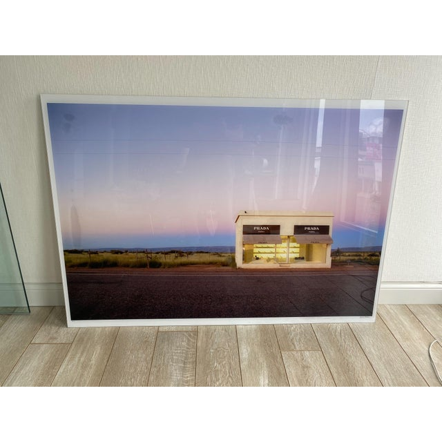 By artist Gray Malin. Framed. Signed by the artist. About the series: Marfa, Texas is known for the 'New York chic' meets...