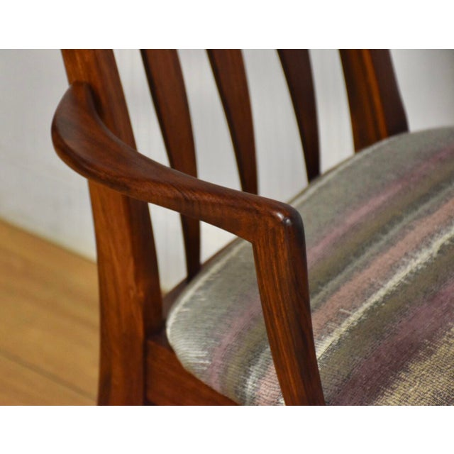 Dining Chairs by Niels Koefoed for Hornslet - Set of 8 For Sale In Boston - Image 6 of 12
