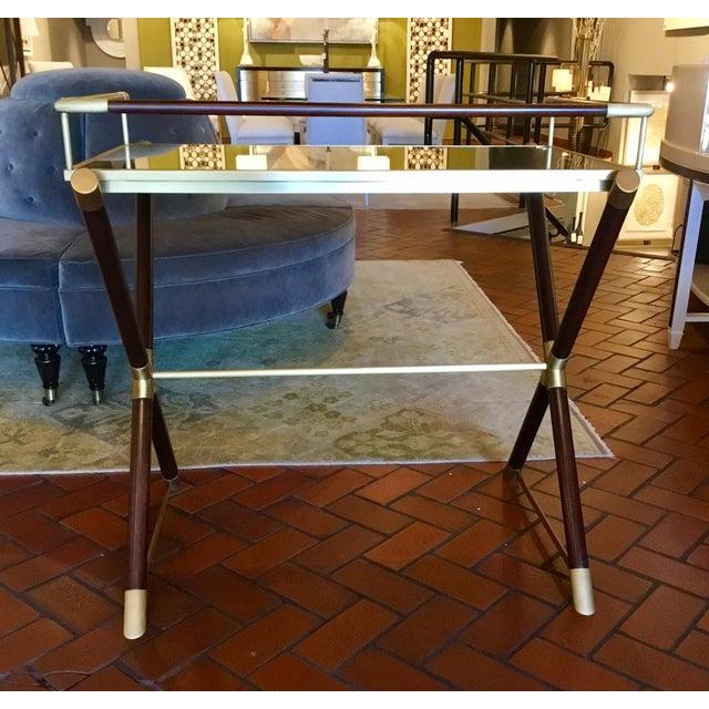 Ferguson Copland Bar Table | Chairish
