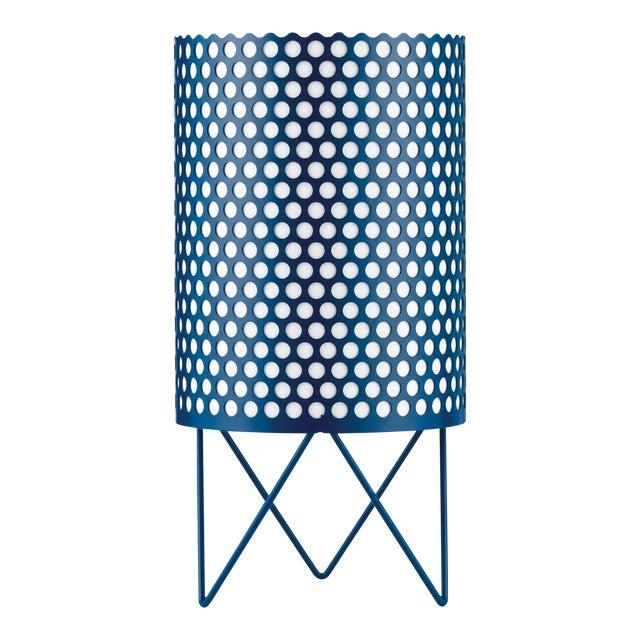 Joaquim Ruiz Millet 'ABC' Table Lamp in Blue For Sale