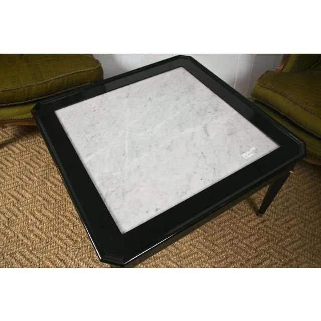 French Maison Jansen Coffee Table For Sale - Image 3 of 8