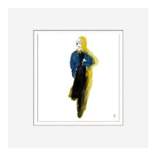 J.W. Anderson Fashion Illustration by Anne Sanger For Sale