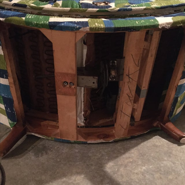 Vintage Mid-Century Automatic Recliner - Image 7 of 7