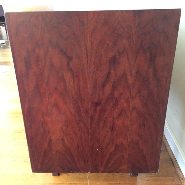 Milo Baughman for Arch Gordon Mid-Century Modern Walnut Lowboy Dresser - Image 6 of 10