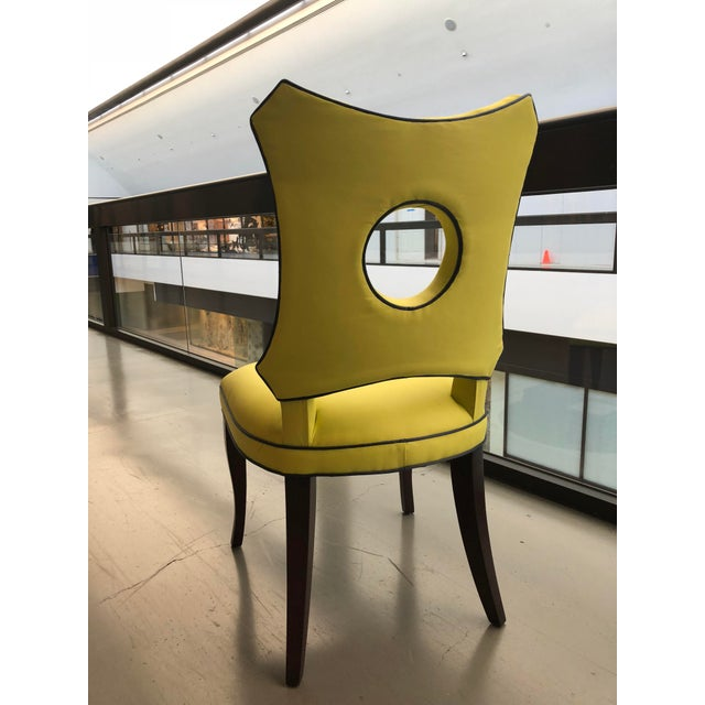 Modern Dining Chair For Sale - Image 4 of 7