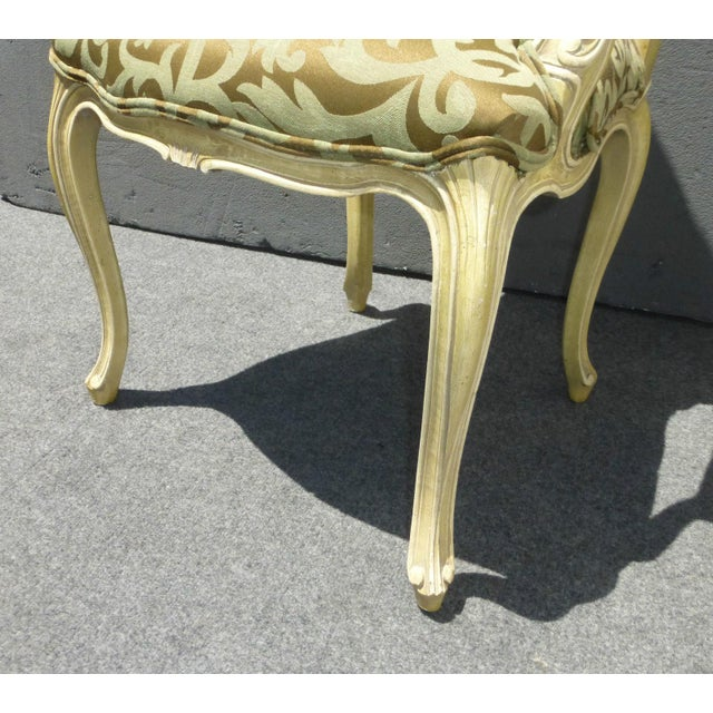 Karges Louis XV Style Dining Chairs - Set of 8 - Image 10 of 11