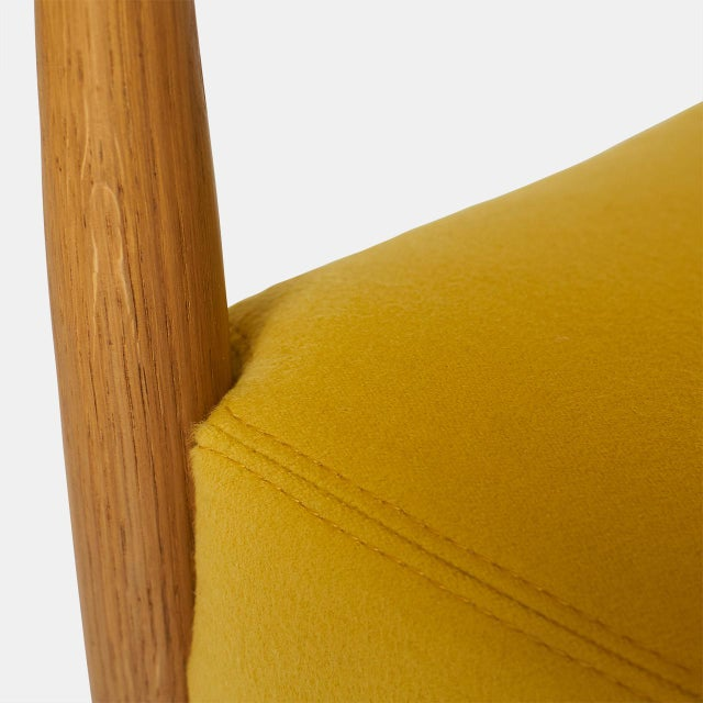 """Pair of """"Ring"""" Chairs by Nanna Ditzel For Sale - Image 9 of 10"""
