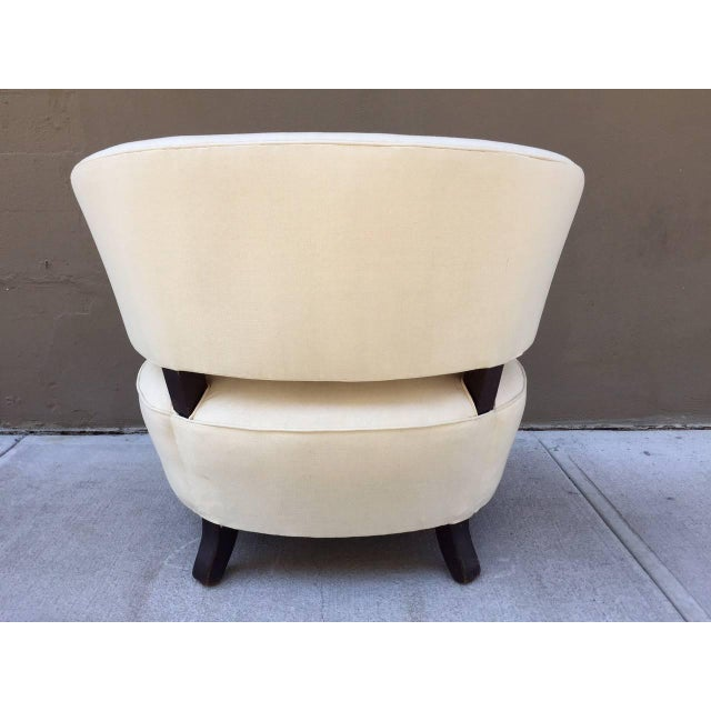 Mid-Century Modern Gilbert Rohde Side Chair For Sale - Image 3 of 5