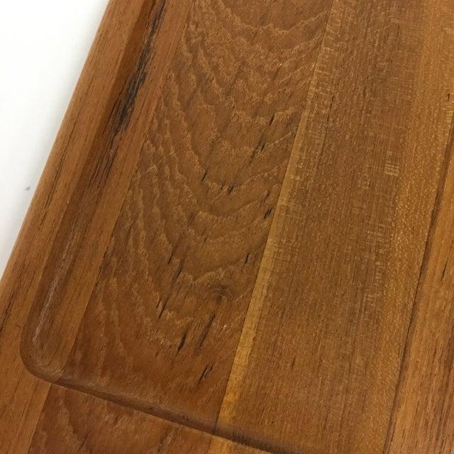 Wood Digsmed Danmark Scandinavian Cheese Board For Sale - Image 7 of 11