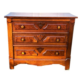 1800s Antique Victorian Dresser For Sale