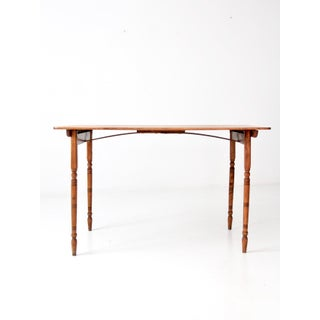 Antique Folding Table Preview