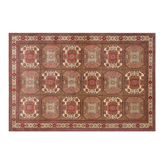Turkish Anatolian Red 6'4'' X 9'6'' For Sale
