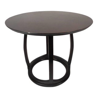 Vintage Modern End Table by John Stuart