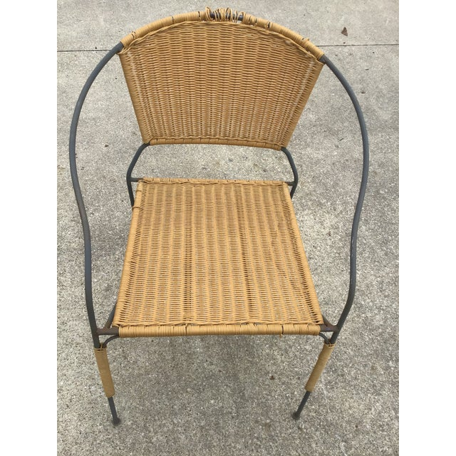 Maurizio Tempestini by Salterini Patio Table Chairs Dining Patio Last Call For Sale - Image 9 of 13