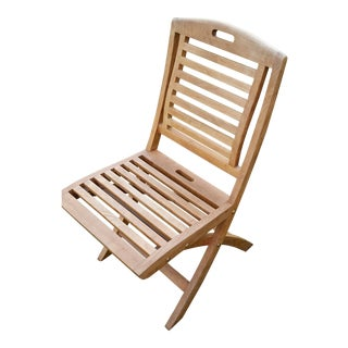 Domus Teak Chairs - Set of 4 For Sale