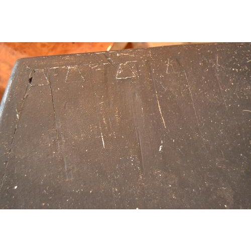 Black Chest of Drawers, 19th Century For Sale In Nashville - Image 6 of 9