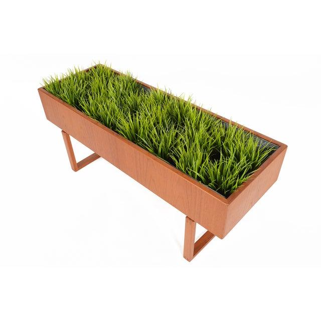 Kai Kristiansen Danish Modern Teak Planter For Sale In San Francisco - Image 6 of 6