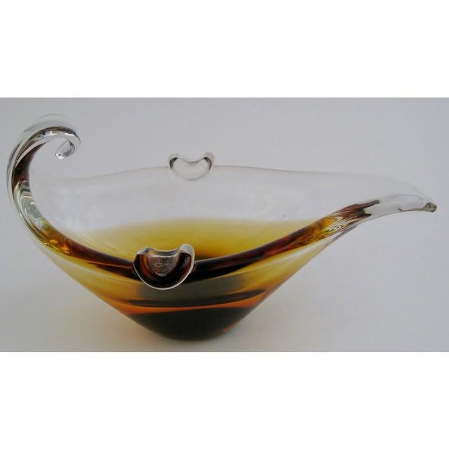 Murano Glass Ashtray - Image 3 of 7